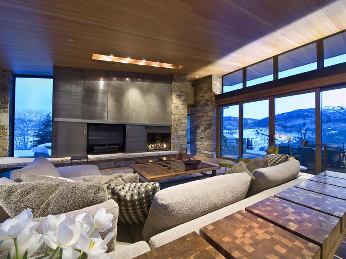 Modern vail homes vail property search search vail for Modern mountain homes
